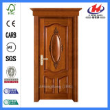 Porta de madeira contínua do estilo do artesão (JHK-12-1)