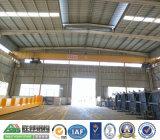 Depósito da estrutura de aço prefabricadas