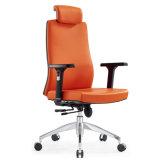 Modernes Luxuxmöbel-Büro-lederner vollziehendstuhl für Chef