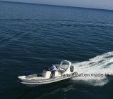 Liya 5.2m/17FT Belüftung-steifes Rumpf-Fiberglas-aufblasbares Boot