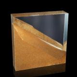PMMA effacent les feuilles acryliques transparentes