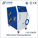 Извлекайте строение углерода вверх, машина углерода двигателя чистая