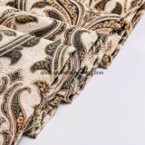 100%полиэстер жаккард диван/ обивка Chenille текстильная ткань
