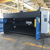 金属板の打抜き機6/2500mmのQC12Y-6/2500油圧振動ビームせん断、QC12Y-6/2500油圧せん断機械