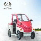 Электрический пассажирский автомобиль тележки гольфа миниый