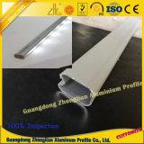 Tubo de aluminio de la fuente de la fábrica con la talla de Custimized para el uso de Funriture