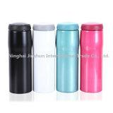 Kurven-Form-Doppeltes ummauerte Vakuumdraußen Kaffeetasse-Edelstahl Isolierwasser-Flasche