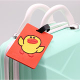 Förderndes Geschenk-preiswerte Lieferung u. kundenspezifischer geformter Gepäck-Marken-Großverkauf