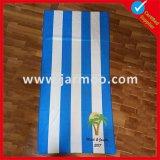 Essuie-main de plage de coutume de la publicité extérieure 70X140cm