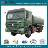 Camion del serbatoio di acqua del trasporto di prezzi bassi HOWO
