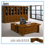 Tabela de madeira executiva do escritório do projeto profissional (FEC-3118)