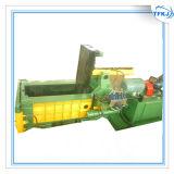 Presse en aluminium d'ordures de perte hydraulique de compacteur (qualité)
