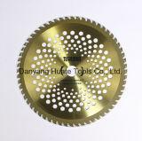 El recortador de pasto de corte circular Tct Blade