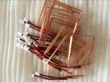 Bobina quadrada da antena de bobina do ar da bobina RFID do indutor do cobre RFID