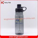 800 ml de água de plástico com novo design garrafa de bebida (KL-7128)