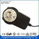 AC/DC Adapter mit SAA Bescheinigung (RoHS, Leistungsfähigkeits-Stufe VI)