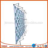 Il basamento di alluminio magnetico schiocca in su la visualizzazione