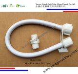 Mangueira Flexível de loiça sanitária, fio trançado, mangueira de PVC flexível