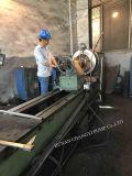 Une seule étape fin horizontale d'aspiration de pompe à huile centrifuge