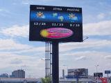 Visualizzazione di LED completa esterna del video a colori P4.81 per la pubblicità dello schermo