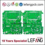 Carte de carte à circuit imprimé de 2 couches pour le dispositif d'antenne