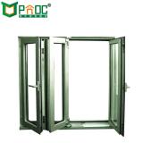 10 Aluminium-faltendes Glasfenster der Qualitätsjahre garantie auf Alibaba