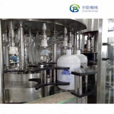 최신 판매 자동적인 5개 갤런 배럴 회전하는 물 충전물 기계