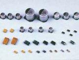Condensatore elettrolitico di alluminio del tantalio