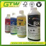 Tinta de Sublimación de alta calidad para el textil/COPA/ROCK/placa de vidrio/
