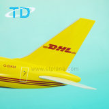 De Inzameling van vliegtuigen voor DHL 40 Jaar in het Model van het Vliegtuig van Korea B757-200 47cm