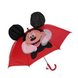 La dimensión de una variable linda especial del personaje de dibujos animados embroma el paraguas con Desings animal