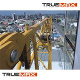 Flache Oberseite-Turmkran 40 Tonnen-Maximallast