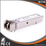 우수한 1000BASE-CWDM SFP 1270nm-1610nm 120km 섬유 송수신기