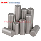 DIN7 установочный штифт из нержавеющей стали Китай молнию производителя