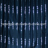 Christmaの装飾LEDの滝のカーテンライト