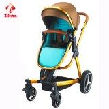 Modelos cinzentos do carro de bebê do ânodo - quadro 3 in-1