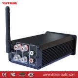 Negro de múltiples funciones de la fuente de alimentación del amplificador 100W de OEM&ODM Bluetooth 4.2 sin hilos Digital