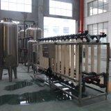 Customized SUS304 Estação de Tratamento de Água Mineral com sistema de filtro Ultra