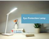 La lampe de bureau pliable la plus neuve de l'économie d'énergie DEL avec le chargeur sans fil, lampe d'Oeil-Protection
