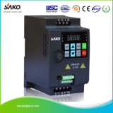 Di Sako 230V di monofase mini VFD invertitore variabile dell'azionamento di frequenza dell'input 1.5kw 2HP per controllo di velocità del motore
