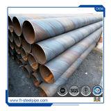 Tubo de acero SSAW - Tubo de acero soldada en espiral