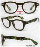 Мода архив пластмассовые очки чтения (WRP7061052)