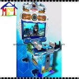 Let's Go Jeu de tir Arcade de l'île de la vidéo de l'équipement d'attractions de la machine