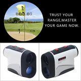 Portée de emballage parfaite de emballage de grande précision de golf de télescope de Pouvoir-hors fonction automatique de télémètre