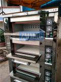 증기 갑판 오븐 굽기 기능 (ZMC-420M)에 단 하나 Pavailler 가스 빵집
