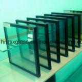 Het aangepaste Lage die Glas van E met Geïsoleerd, Glas met een laag wordt bedekt