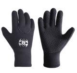Перчатки теплого Холодн-Доказательства Wading зимы 3mm теплые Snorkeling