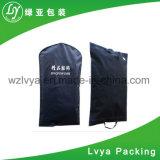 Wholesale plegable personalizado vestir ropa de percha Bolso cubierta de traje de prendas de vestir