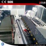 Azulejo acanalado automático del estirador del PVC de la resistencia a las inclemencias del tiempo