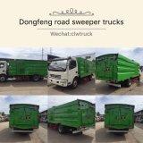 3cbm販売のための小型通りのクリーニングの真空の吸引の掃除人のトラック